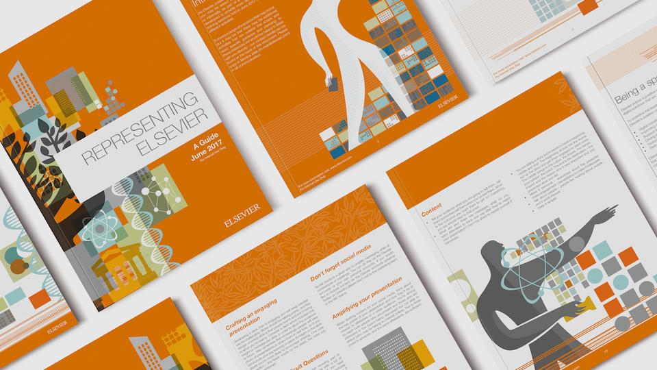 Elsevier - Elsevier internal tone of voice brand book