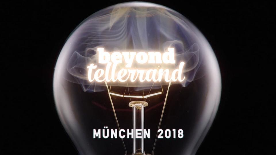 beyond tellerrand – Titles Munich 2018