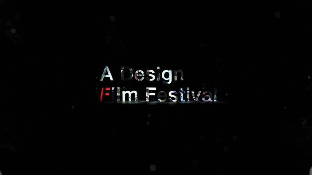 A Design Film Festival 2011 | Titles