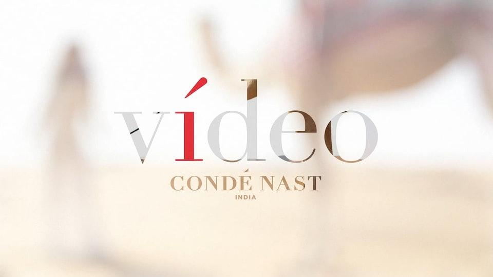 Condé Nast India | Logo Animation