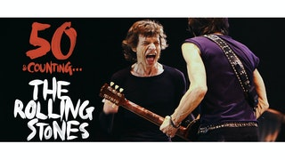 The Rolling Stones '50 & Counting...'