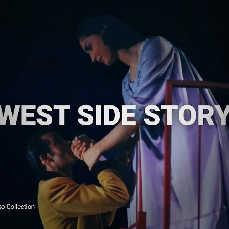 YUKIMOTION - Celebrating West Side Story on Google Arts & Culture