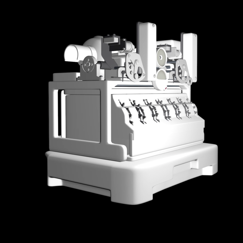 YUKIMOTION - Lorenz Machine - CGI/VFX Breakdown