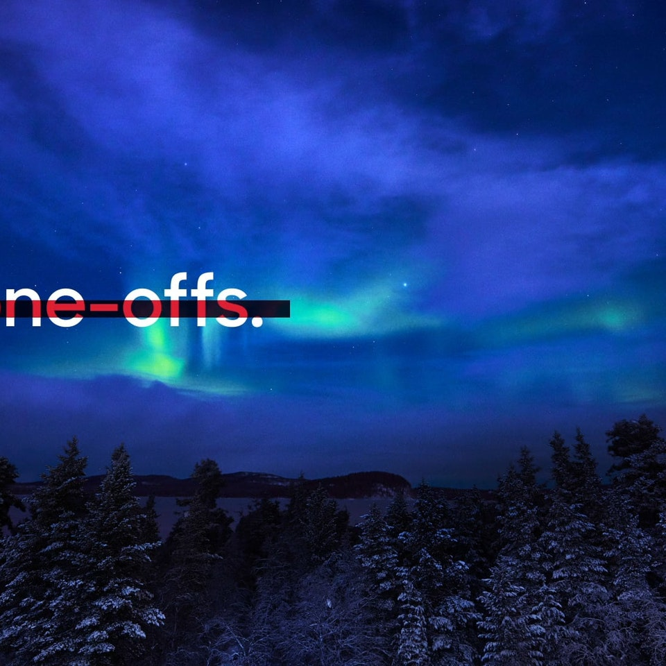 Kinetic Type Animation Solita Promo
