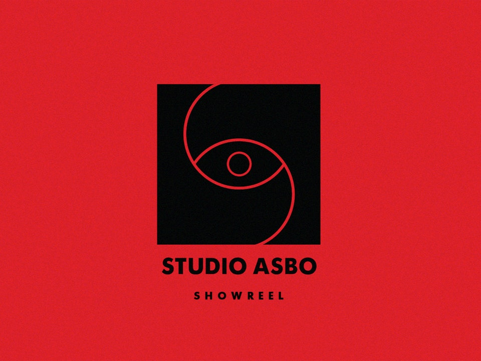 STUDIO ASBO - Showreel