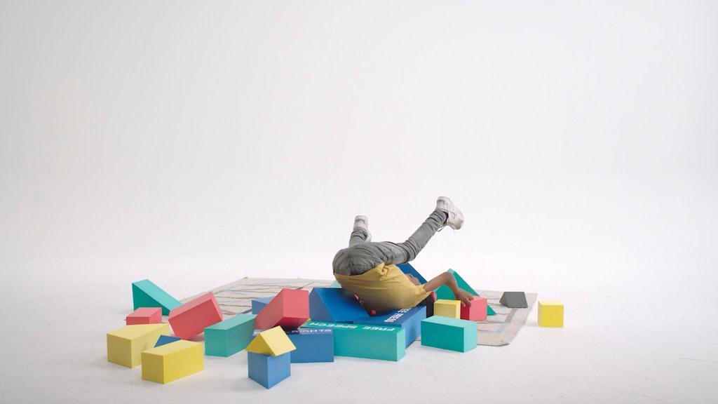 International Bar Association - Building Blocks, Football, Letter & Puppet