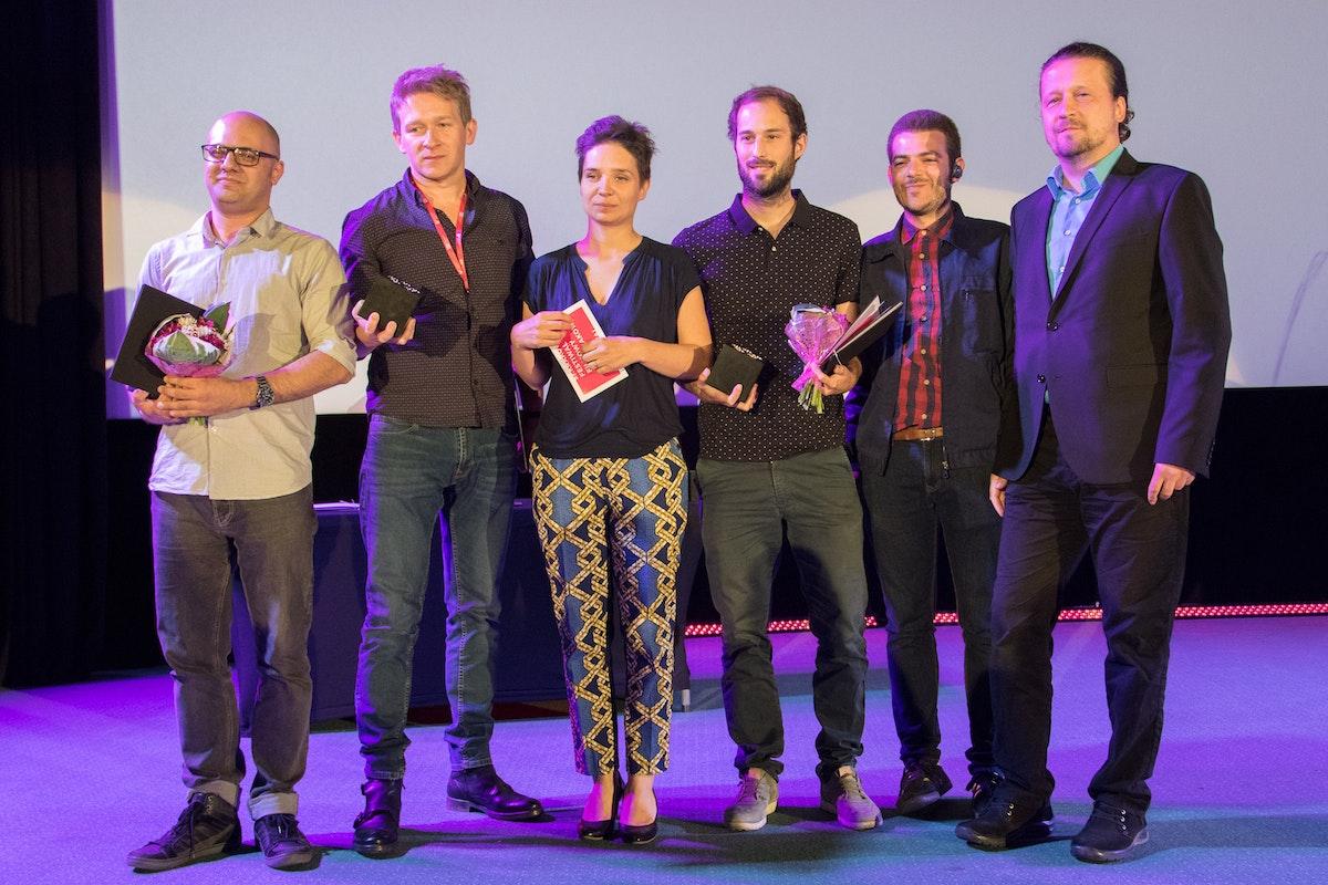 Golden Dragon award and EFA nomination in Krakow!!
