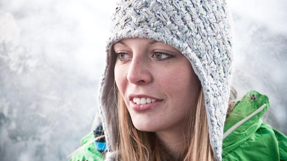 Adidas: Eisklettern