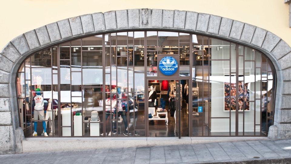 Adidas Original Store Geneva