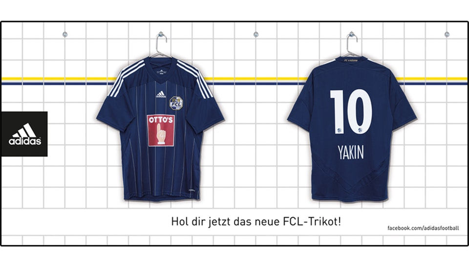 Plakatkampagne FCL