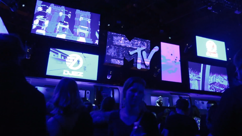 | MTV | EMA After Party Visuals