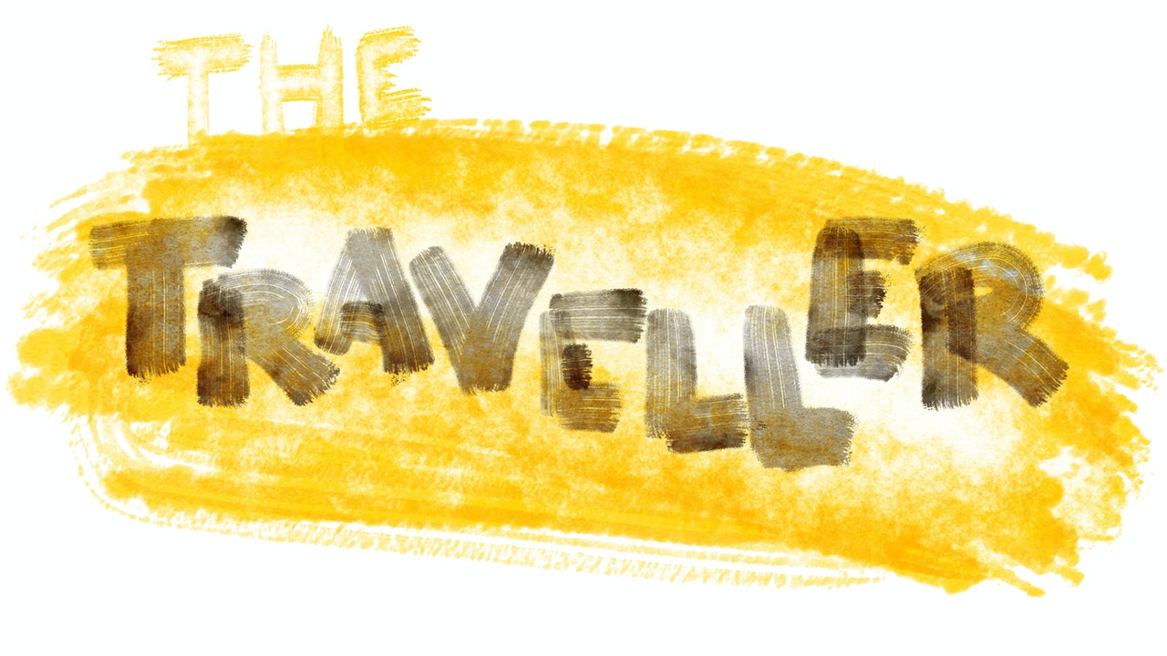 The Traveller - title