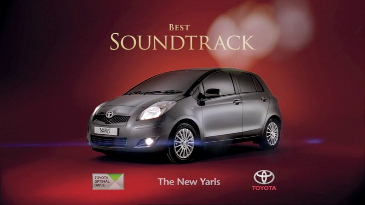 Toyota Yaris ITV Movies.