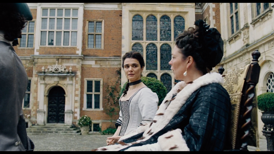 """""""The Favourite"""" - Additional Photography Screenshot 2019-04-28 at 19.05.29"""