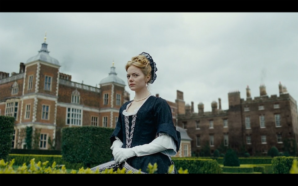 "STEPHEN MURPHY BSC, ISC - ""The Favourite"" - Additional Photography"