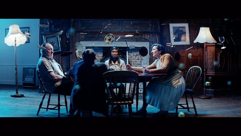 "STEPHEN MURPHY BSC, ISC - CINEMATOGRAPHER - Cass Lowe ""Birthmark"""