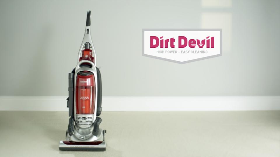 "Dirt Devil ""Rug"" dirtdevil03"