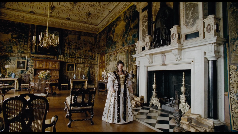 "STEPHEN MURPHY - CINEMATOGRAPHER - ""The Favourite"" - Additional Photography"