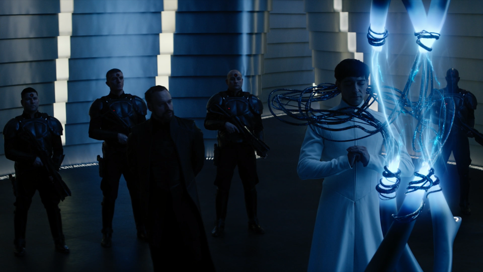 """""""Krypton"""" S1 Ep02-09 (Additional photography) Screen Shot 2018-05-23 at 11.20.32"""