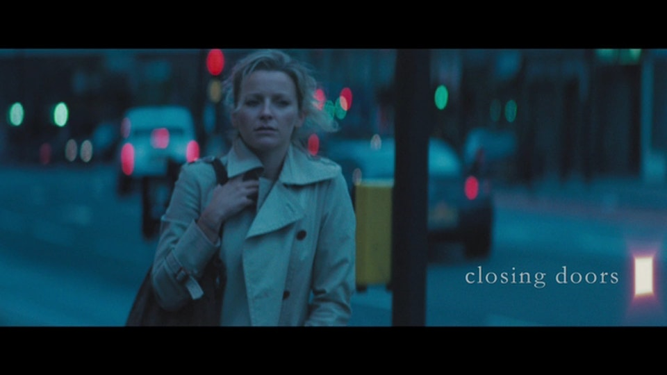 "STEPHEN MURPHY BSC, ISC - CINEMATOGRAPHER - ""Closing Doors"""