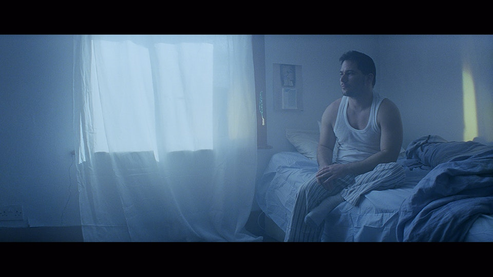 "STEPHEN MURPHY - CINEMATOGRAPHER - ""Abdullah"""