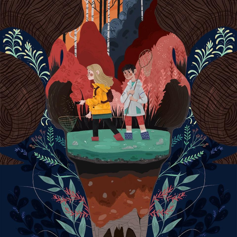 Victoria Skellan - Through the Woods