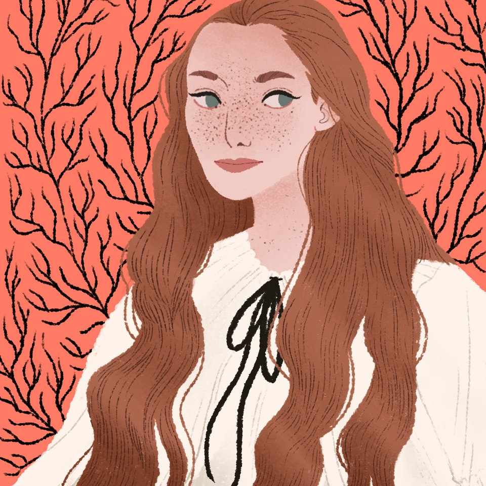 Victoria Skellan - Woman in White