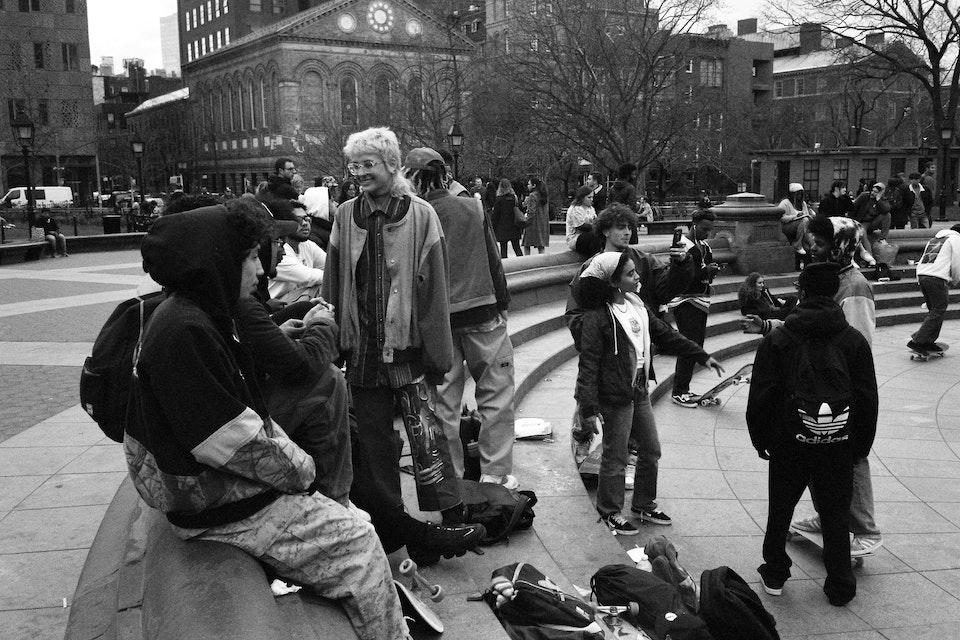 Timeless, NY -