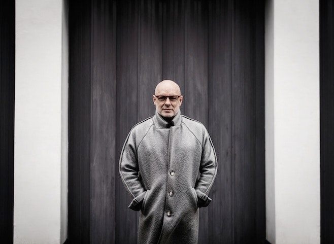 Brian Eno: Why He Can't Slow Down.