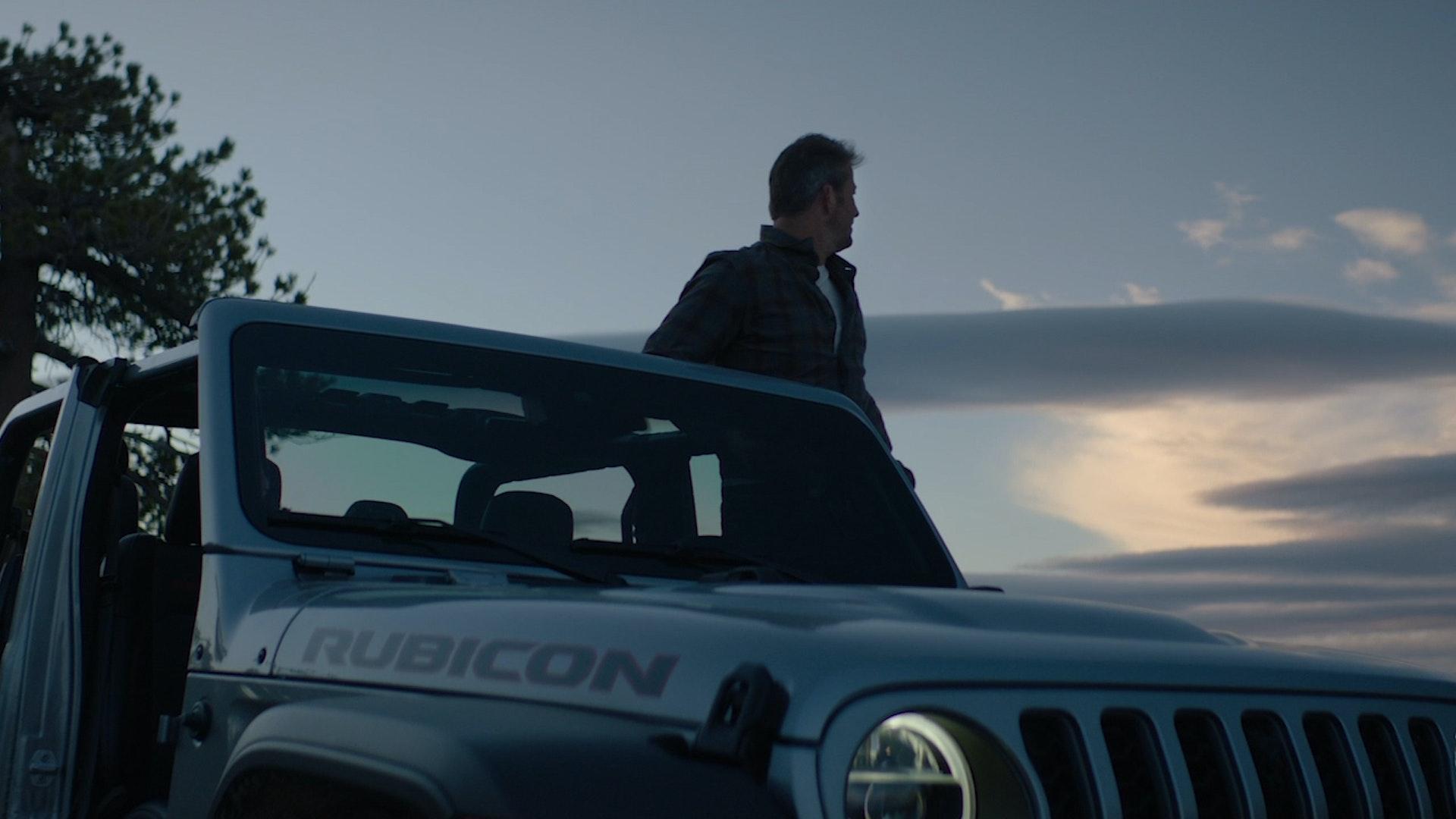 jeep gladiator - relentless