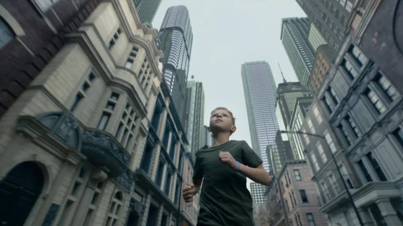 mcdonalds - run boy, run