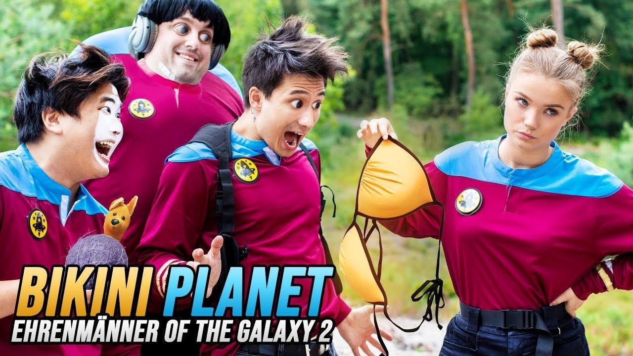 Ehrenmänner of the Galaxy 2 I Julien Bam