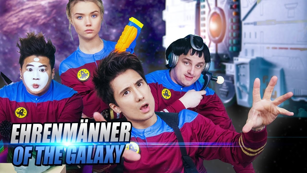 Ehrenmänner of the Galaxy I Julien Bam