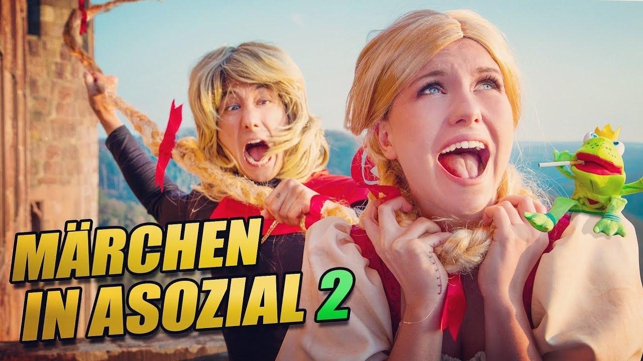 Märchen in Asozial 2 | Julien Bam