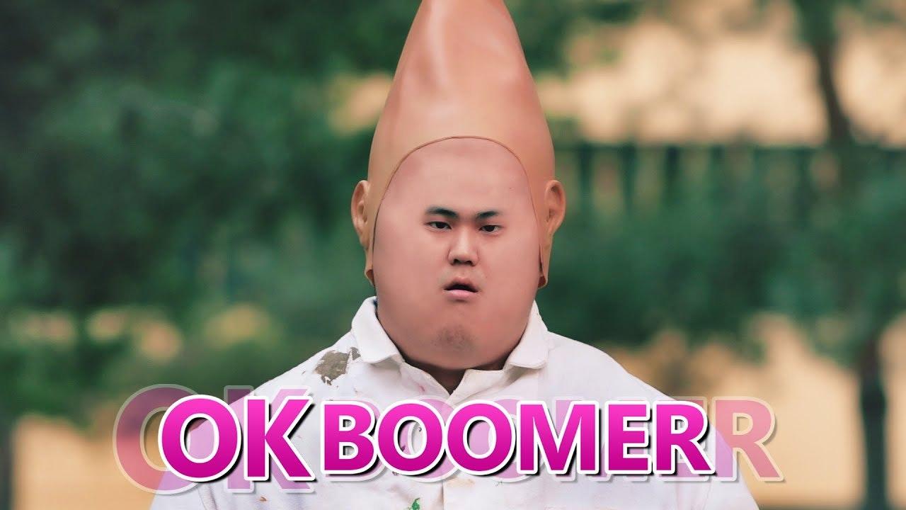 Julien Bam - OK BOOMER (Musikvideo)