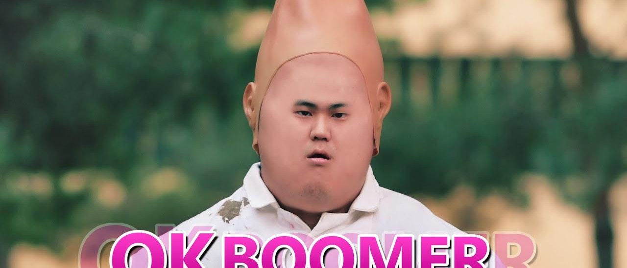 OK BOOMER! | Julian Bam (Musikvideo)