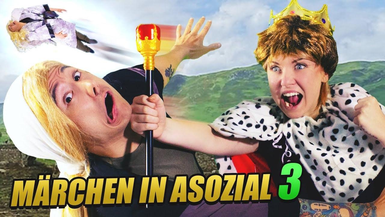 Märchen in Asozial 3 | Julien Bam