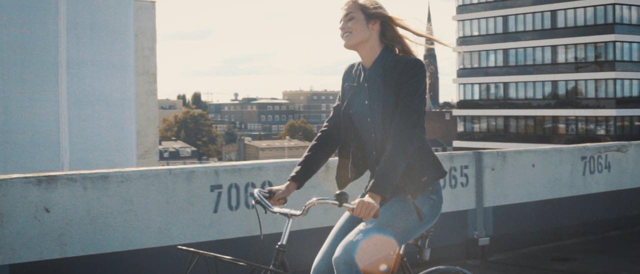 Werbung - Mustang Jeans