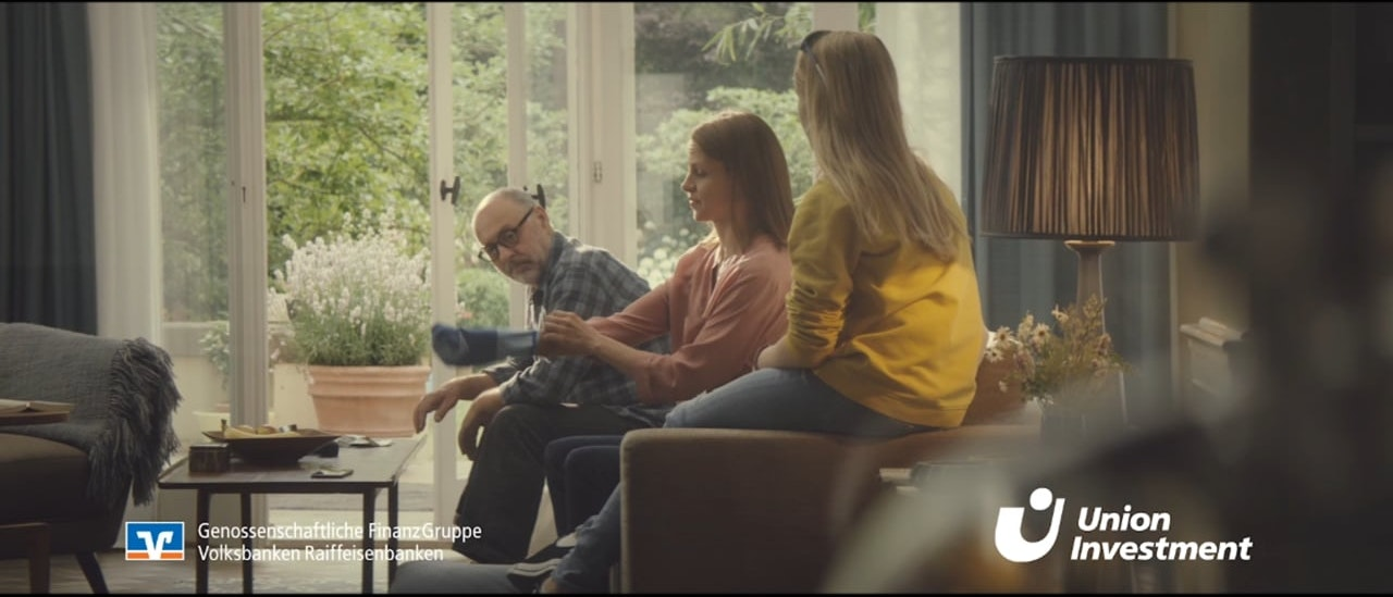 Making of - Union Invest Werbung