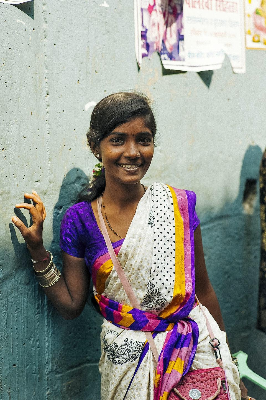 Levi's Portraits of India. - flower3