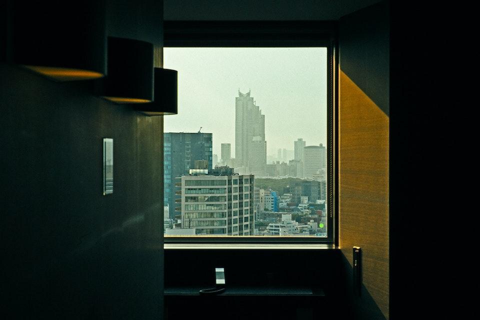 Landscapes Window_view