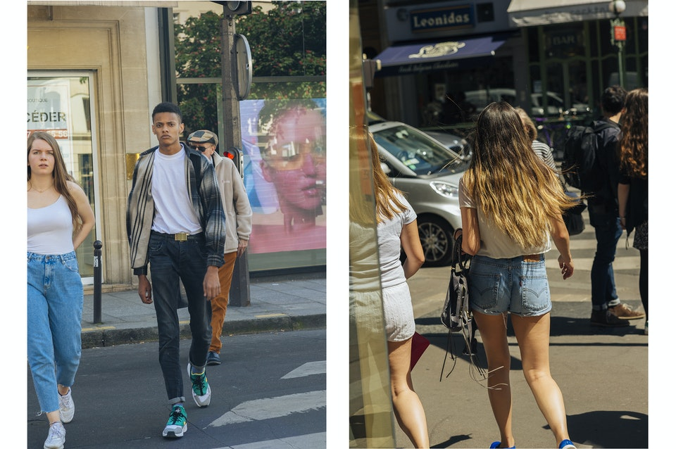 Levi's Streets of Paris P_coolkids