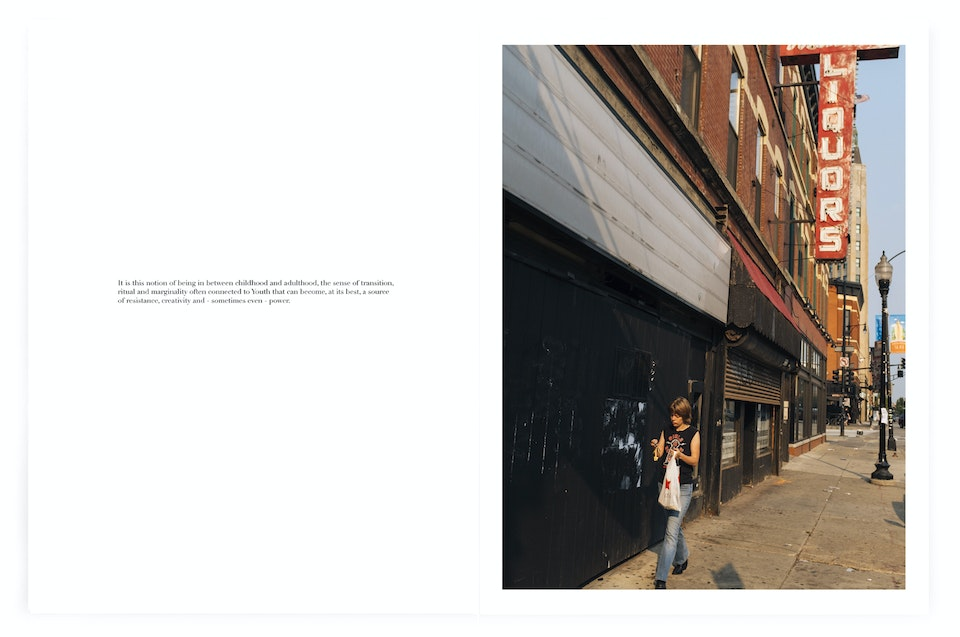 INTO magazine.edition 02 Youth, uncertainty or opportunity? Into_winter_10a