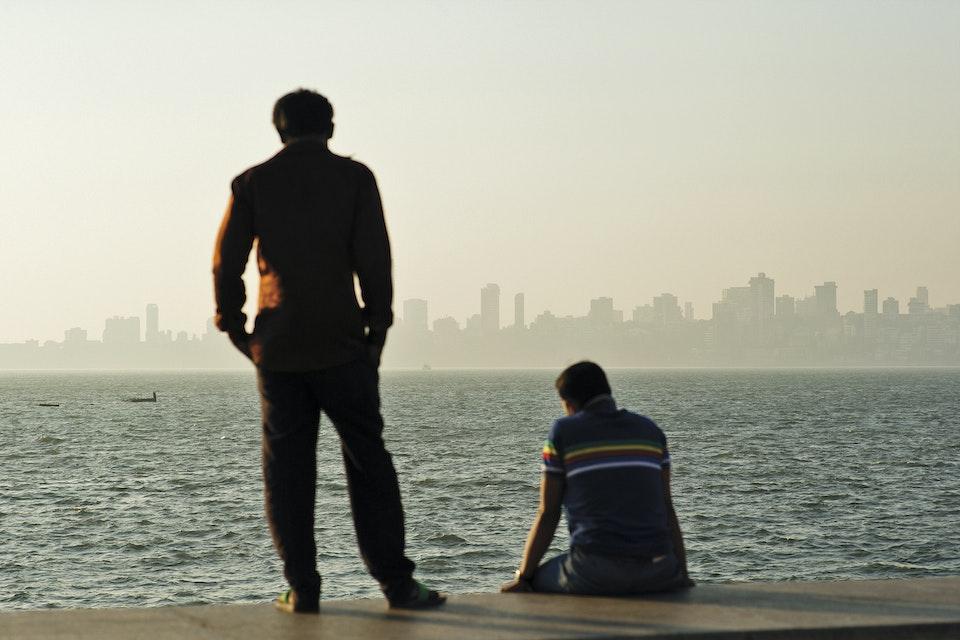Levi's Portraits of India. Mumbai_Skyline