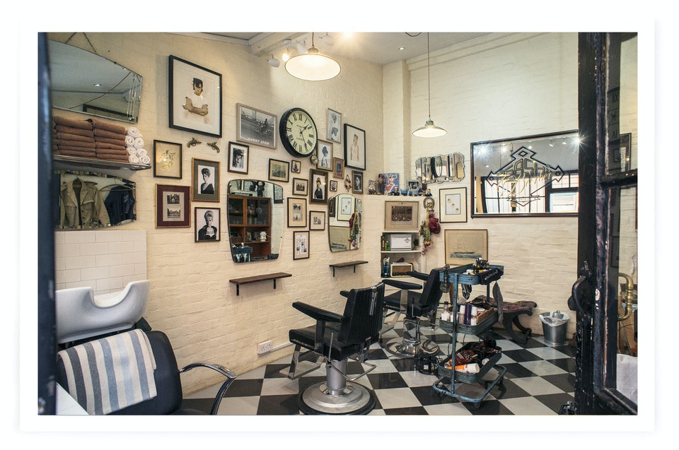 INTO magazine. edition 05, Barbershops. c704125bea2a1cc