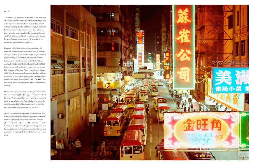 HONG KONG Both sides book Ivan-Hugo-HK-OK-7