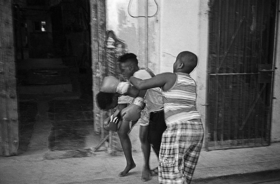 La Habana Cuba_kidsboxing