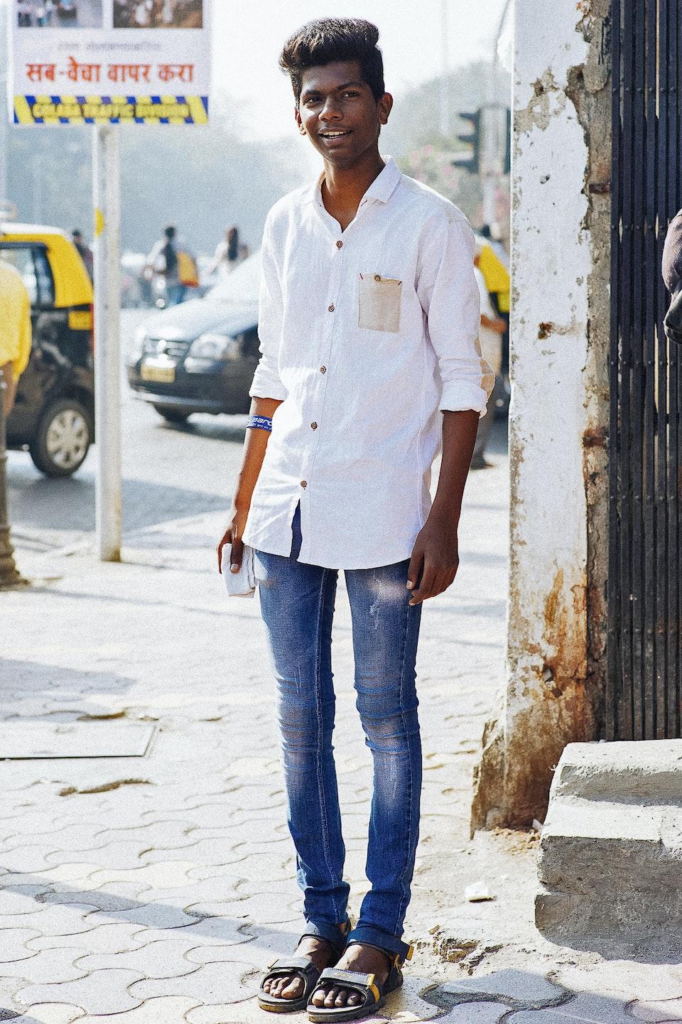 Levi's Portraits of India. _F7T7170a