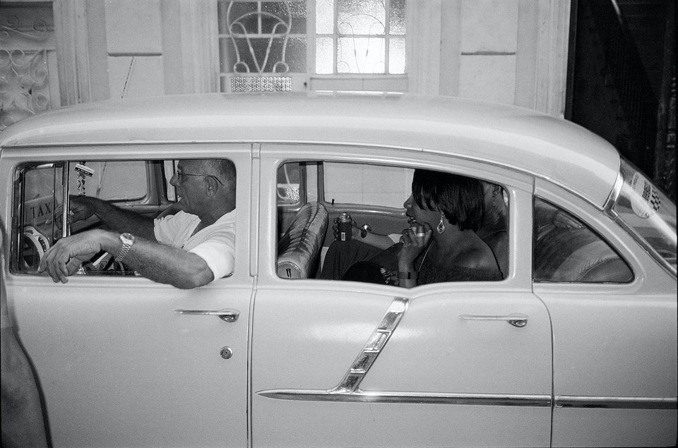 La Habana Cuba_car