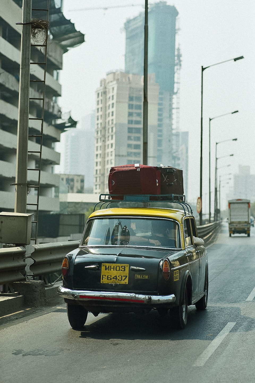 Levi's Portraits of India. taxi2